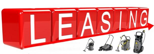 NOVO! Mogućnost najma/leasinga Karcher uređaja i opreme za čišćenje