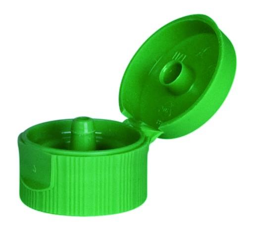 Čep za praznu bocu od 500 ml/1000 ml, zeleni