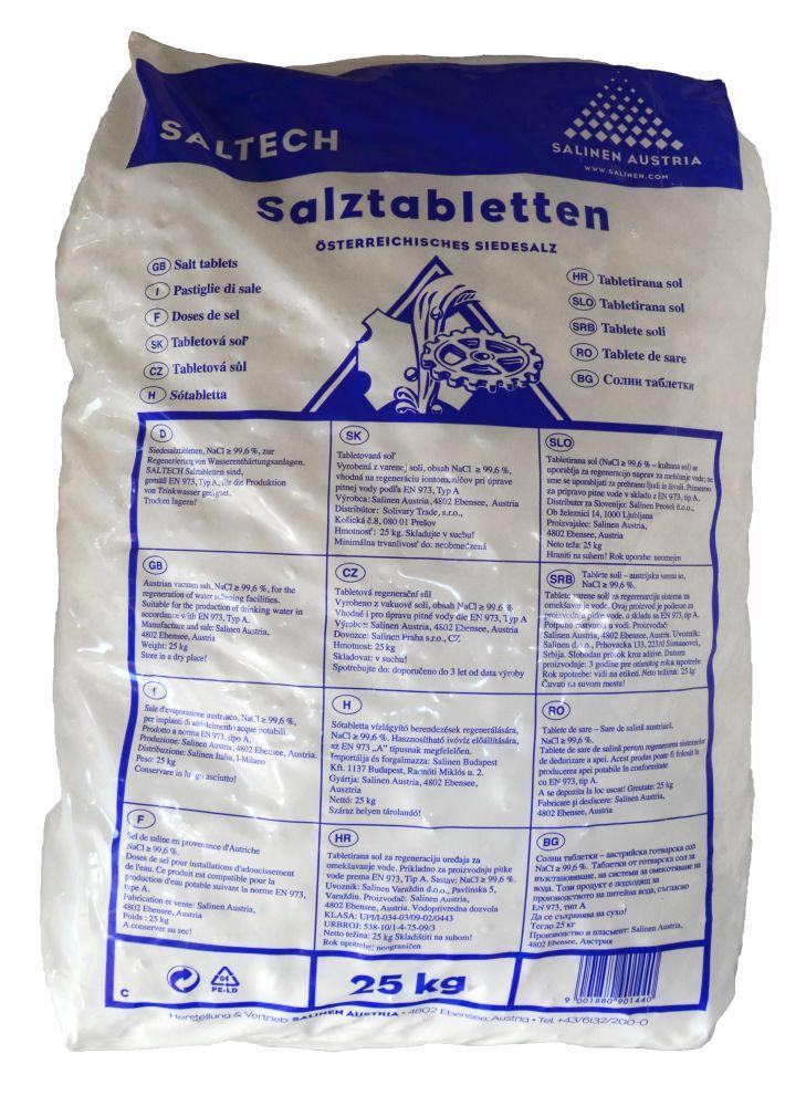 Regenerirajuća sol u tabletama
