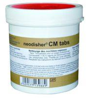 Sredstvo za čišćenje aparata za espresso neodisher® CM Tabs