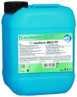 Dezinfekcijsko sredstvo za površinsko čišćenje neoform Med FF