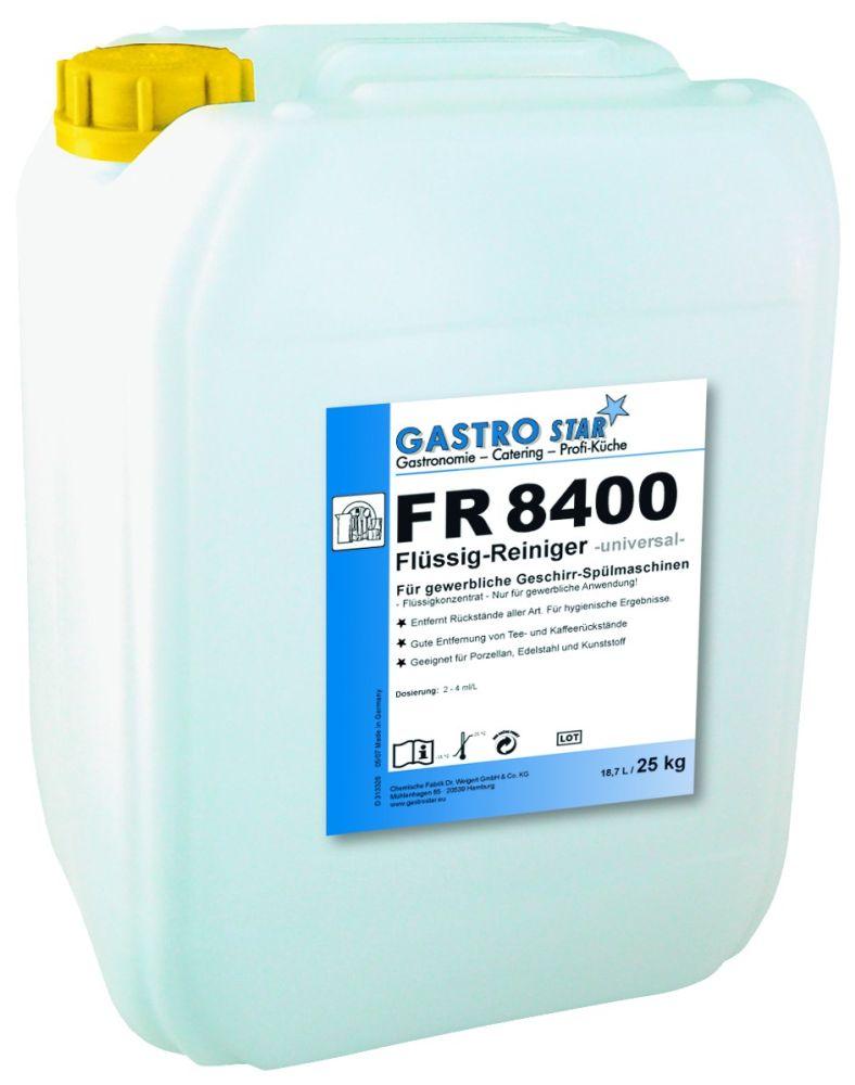 Univerzalno higijensko sredstvo za pranje posuđa FR 8400
