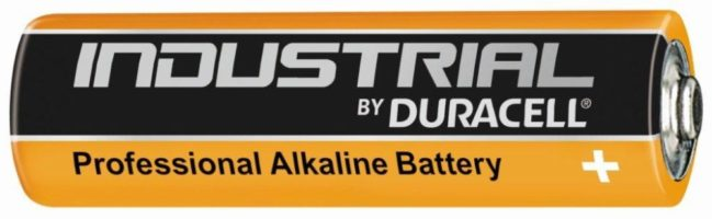 AA Duracell Industrial