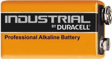 9V Duracell Industrial