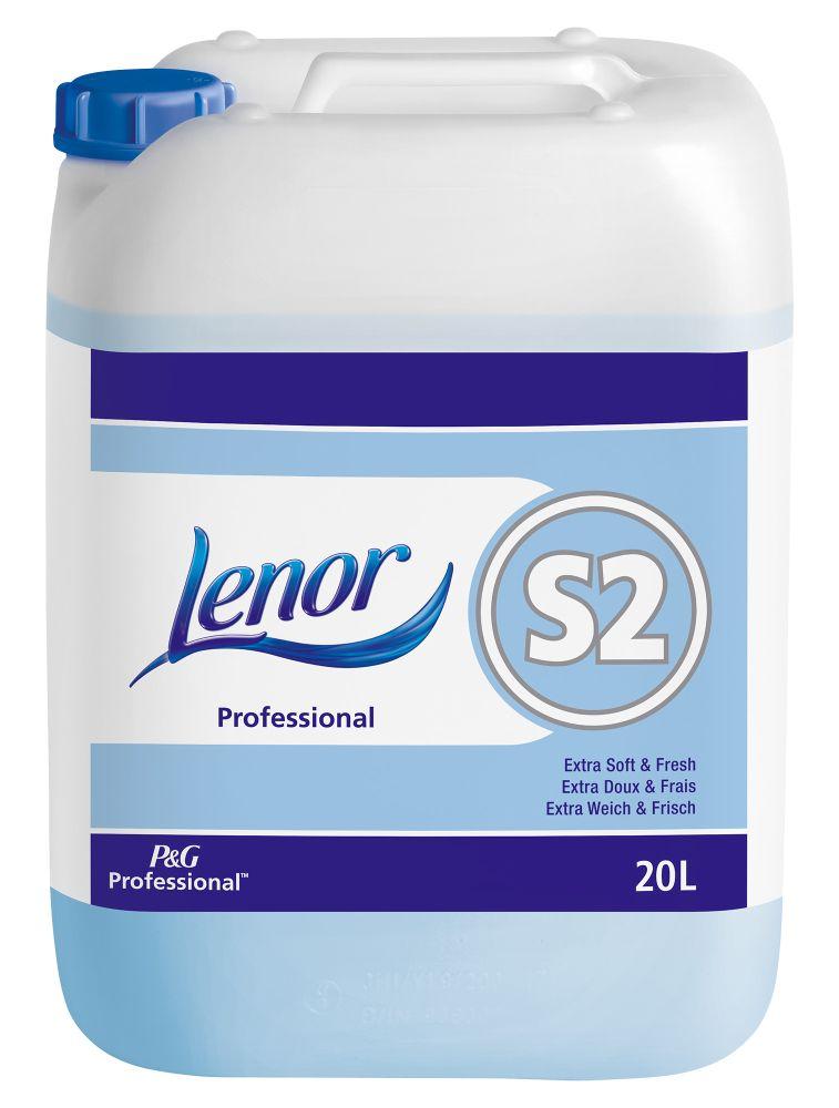 Omekšivač Professional Lenor System 2