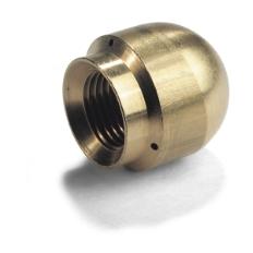 Mlaznica za čišćenje cijevi 3×30° prema natrag