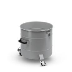 Spremnik od 60 litara za suho usisavanje