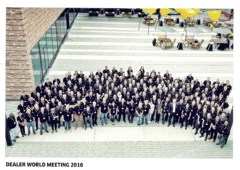 Svjetski skup zastupnika 2016. u Njemačkoj