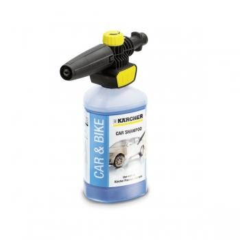 Mlaznica za pjenu Connect 'n' Clean FJ 10 C sa sredstvom za čišćenje automobila (1L)