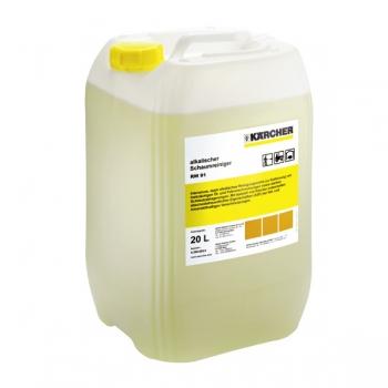 Alkalno sredstvo za čišćenje u pjeni RM 91 AGRI